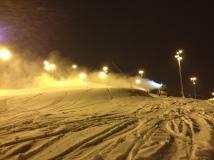 Snötillverkning