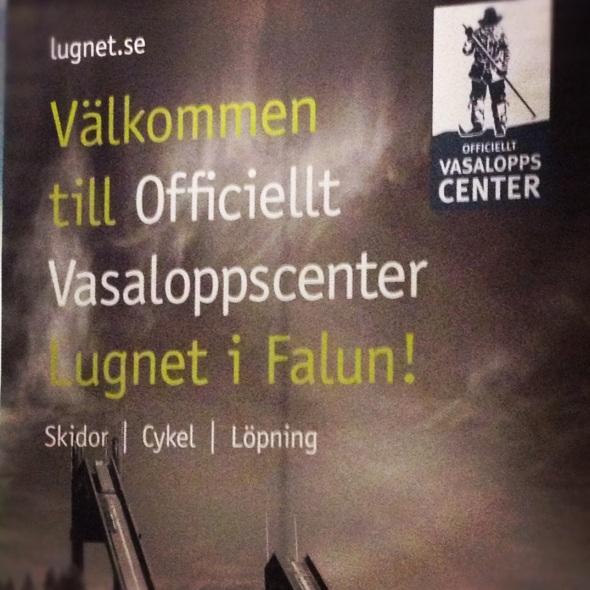 Vasaloppsläger Falun