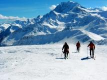 Topptur i Oberland