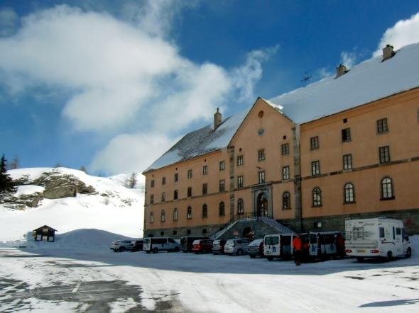 Kloster Simplon