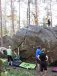 Bouldering Stennäset