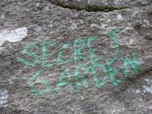Var ligger Secret Garden? Jo tydligen i Stennäset i Falun