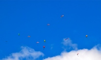 Skydiving Chamonix
