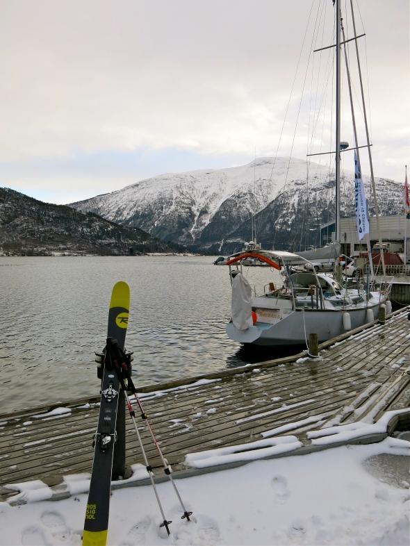 Från fjället ända ner till Sognefjorden