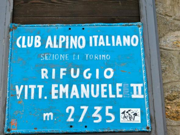 Club Alpino Italiano - Refugio Vittorio Emanuele
