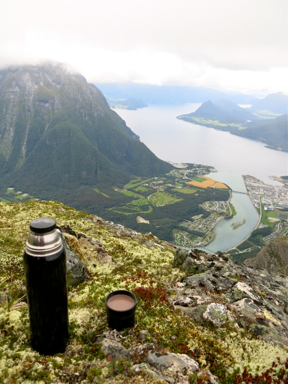 """""""Coffe with a view"""""""