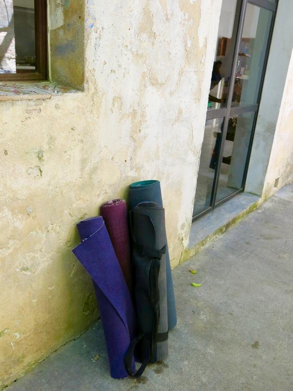 yoga mats mallorca